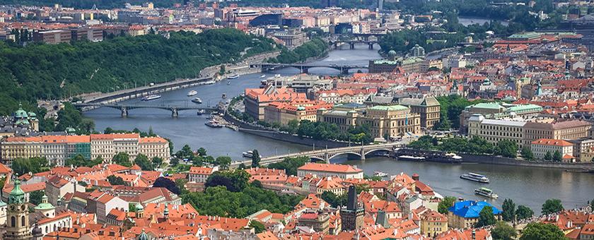 Чехия за 3 дня