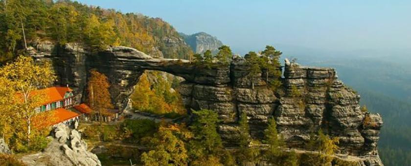 чешская швейцария парк